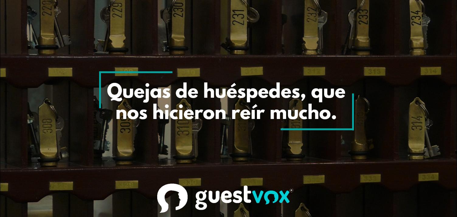 Quejas Guestvox